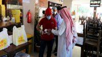 Pria Positif Corona Yang Ludahi Troli di Saudi Terancam Dipancung