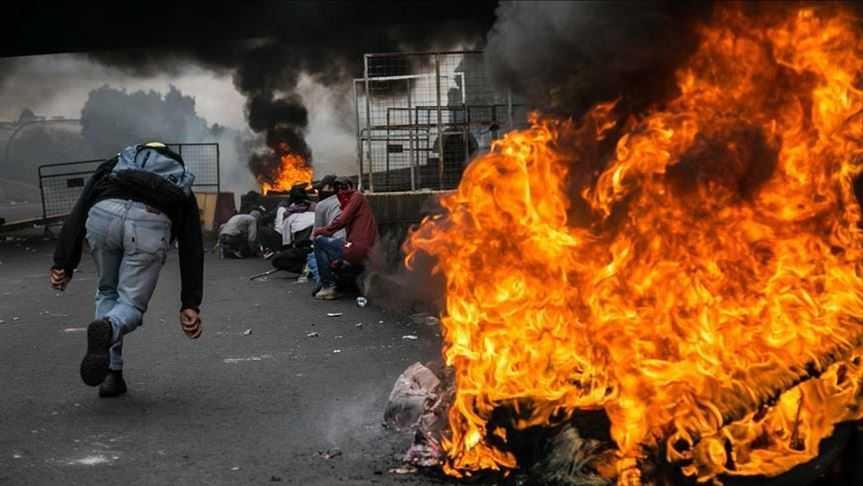 Ilustrasi: Kerusuhan