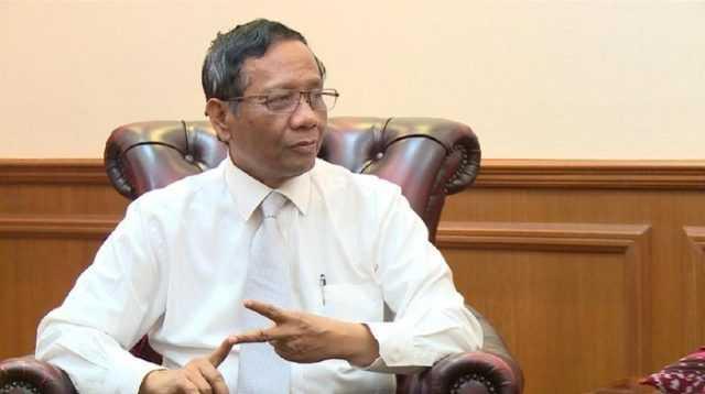 Menteri Koordinator bidang Politik Hukum dan Keamanan