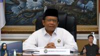 Cegah Corona, Mahfud MD Minta Masyarakat Tingkatkan Imunitas Rohani Dan Jasmani Selama Puasa