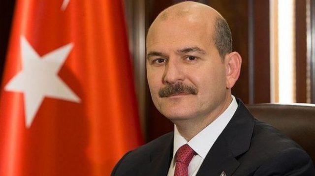 Menteri Dalam Negeri Turki Suleyman Soylu