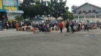 Mudik Dilarang, Lonjakan Penumpang Terjadi di Terminal Tanjung Priok