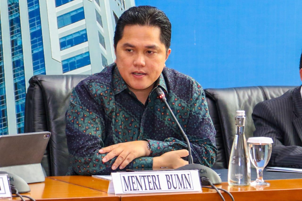 BUMN Diambang Kebangkrutan, Erick Thohir Ngapain Sih..!? – IDTODAY ...