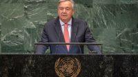 Kutip Ayat Al-quran, Antonio Guterres Sambut Ramadhan Dengan Seruan Perdamaian
