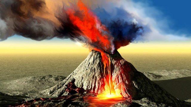 6 Gunung Api di Indonesia Meletus Tidak Bersamaan