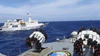 Militer China Dan Amerika Memanas Di Natuna Utara, Militer RI Siaga