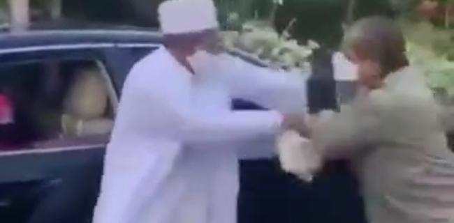 Kekerasan Terhadap Habib Umar Assegaf