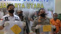 Oknum Timer Sunat Dana Bansos bagi Sopir Angkot di Jakut