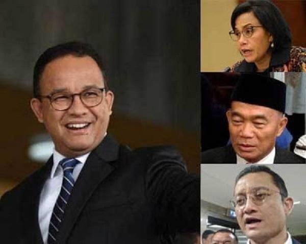 Senjata Makan Tuan! Niat Bully Anies Gagal, Menteri Jokowi Malah Dipermalukan