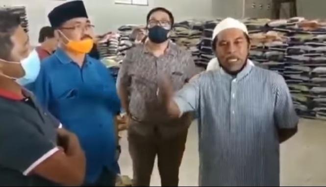 Bupati Boltim Sehan Salim Landjar