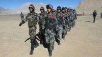 Makin Tak Terkendali! Tentara India Dihantam Pasukan China di Ladakh