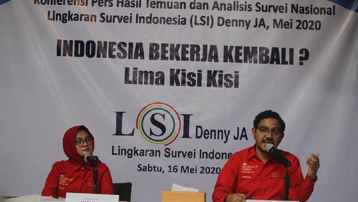 Peneliti LSI Denny JA