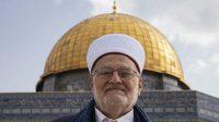 Yahudi Israel Tangkap Ulama Besar Masjid Al Aqsa Sheikh Ekrima Sabri