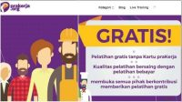 Bikin Bangga Rakyat, Ini Dia Pemilik Situs Pra Kerja Tandingan Yang Gratiskan Pelatihan