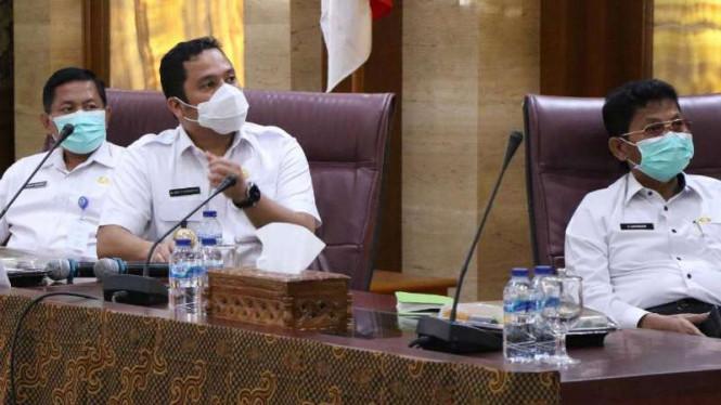 Wali Kota Tangerang, Arief. Foto: VIVAnews/ Sherly (Tangerang)