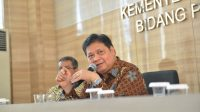 Menko Airlangga Sebut Dalam Dua Minggu ke Depan Pemerintah Konsen Pada PSBB dan Larangan Mudik