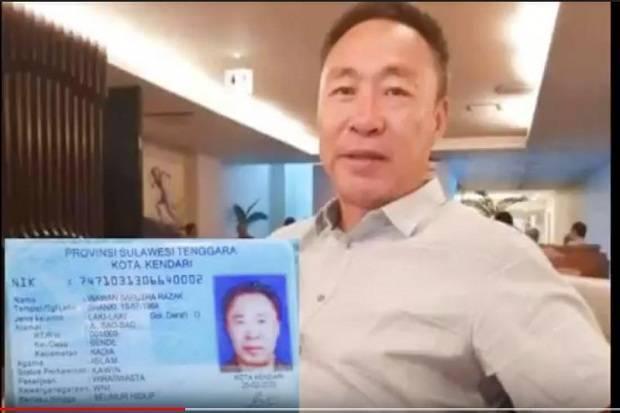 Kasus KTP Palsu TKA China