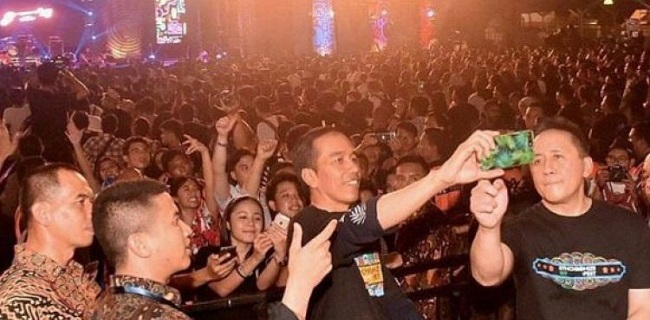 Konser Musik Ketika Rakyat Sengsara, Tiru Gaya PKI di Era Orla