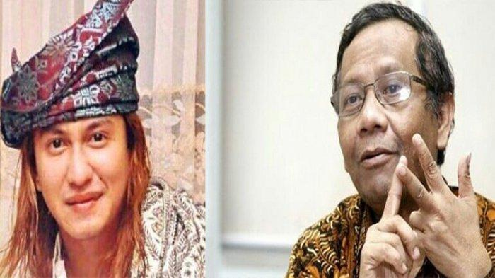Tak Adil, Habib Bahar Bicara Kebenaran Ditangkap, Mahfud MD Sebar Hoax Dibiarkan