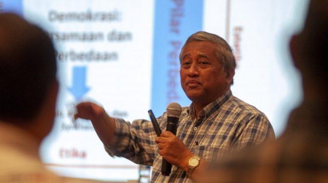 Dewan Pers Mengimbau Semua Pihak Tidak Memberikan THR Pada Jurnalis
