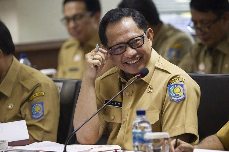 Tito Khawatir Usulan Johan Budi Minta Mendagri Tak Di-Reshuffle Dikira Pesanan