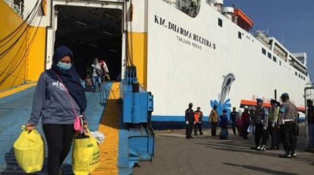 181 TKI Dari Malaysia Tiba Di Semarang, Mayoritas Warga Jatim