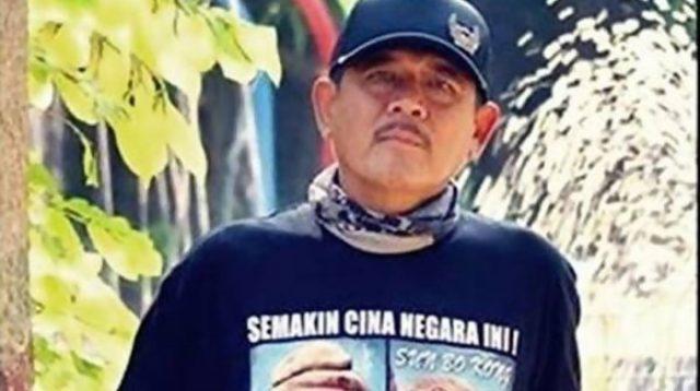 KGP: Cina Komunis Di Indonesia Tak Ubahnya Seperti Hewan