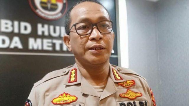 Propam Polda Metro Masih Dalami Aksi Polisi Yang Viral Kokang Senpi