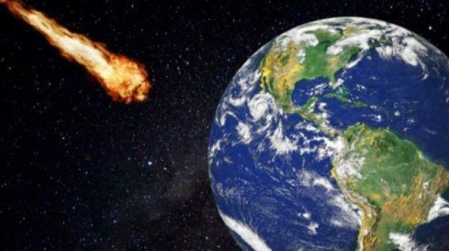 Asteroid Yang Berbahaya Dekati Bumi Sore Tadi Jelang Berbuka Puasa