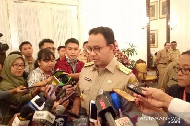 Anies Bantah Mal di Jakarta Dibuka 5 Juni: Itu Fiksi Belaka