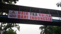 Komentari Spanduk Usir TKA China Dari Indonesia, KGP: Itu Sesuai Pancasila Dan Perjuangan Bangsa
