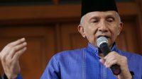 Amien Rais: Bangkitnya Komunisme di Indonesia Karena Didukung Kekuatan Dajjal