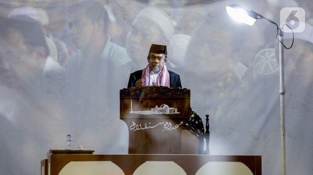 Menteri Agama Minta Umat Muslim Salat Id di Rumah Masing-Masing