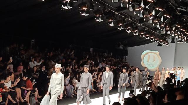 Indonesia Jadi Negara Pengembang Industri Fesyen Muslim Terbaik Ketiga Dunia