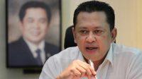Melalui Gerak BS, Ketua MPR Beri Sembako ke Guru Ngaji Dan Pengurus Musholla Di Bekasi