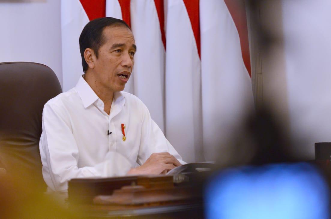 Jokowi: Ingat ! Yang Kita Larang Mudik, Bukan Transportasinya