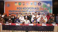 Papua Kembali Perpanjang Pembatasan Sosial hingga 19 Juni