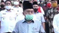 JK Lakukan Kunjungan ke Masjid Al Akbar Surabaya, Puji Penerapan Protokol Kesehatan