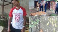 Heboh! Warga Tewas Gantung Diri Berkaos 'Pendukung Jokowi'
