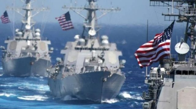 Amerika Nyatakan Takut Perang Lawan China