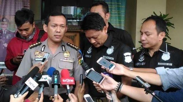 Kepala Bidang Hubungan Masyarakat Polda Metro Jaya Komisaris Besar Awi Setiyono