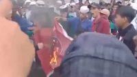 DPD PDIP Jateng Sebut Belum Ada Arahan Menanggapi Pembakaran Bendera Partai