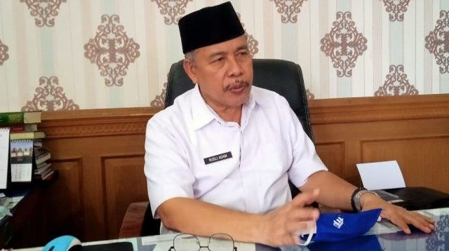 Kepala Kemenag Kota Jambi Rusli Adam. (Foto: Rifani Halim/Kumparan.com)