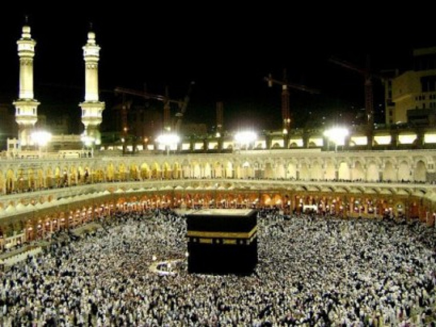 Ka'bah Mekkah (Sumber foto : Istimewa)