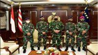 Aksi 3 Prajurit TNI AL Viral di Instagram