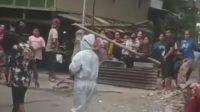 Viral, Warga Tak Percaya Rapid test, Tenaga Medis di Makassar Diusir