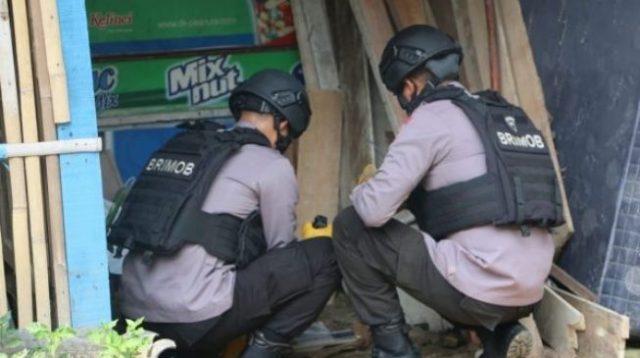 Ilustrasi penemuan granat. (Bantennews)