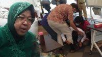 Viral Video Risma Sujud Didepan Dokter, Netizen: Maaf Itu Proses Syuting Film Apa Ya?