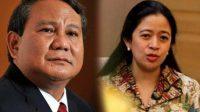 Jika Prabowo Berpasangan Dengan Puan Maharani, Peneliti: Diatas Kertas Diprediksi Tidak Ada Lawan Berarti