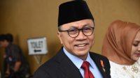 Zulkifli Hasan Minta Kader Muhammadiyah Tidak Malu-Malu dalam Mendukung PAN